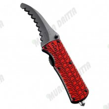 Coltello personal resque Gill in titanio