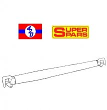 Tangone 420 Super Spars - Diametro 38 mm , 580 grammi - Con varee Selden